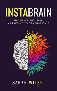 Cover of the marketing strategy book InstaBrain.
